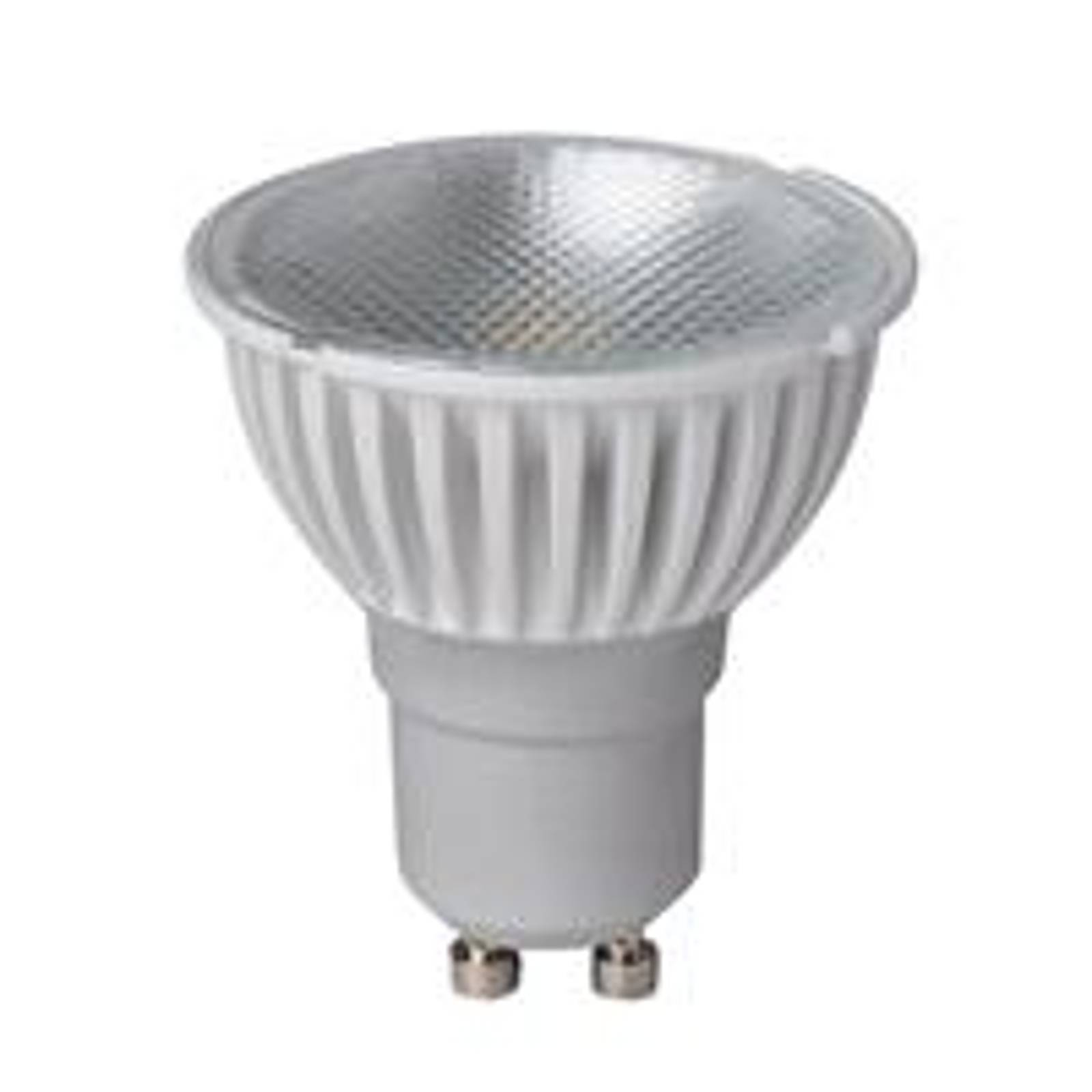GU10 5.5 W PAR16 828 LED reflector bulb 35° from Megaman