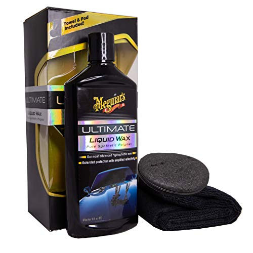 Meguiar's G18216EU Ultimate Liquid Wax 473ml from Meguiar's