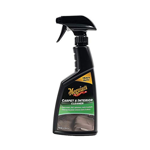 Meguiar's G9416EU Carpet & Interior Cleaner 473ml from Meguiar's