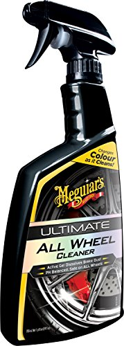 Meguiar's G180124EU Ultimate All Wheel Cleaner 710ml from Meguiar's