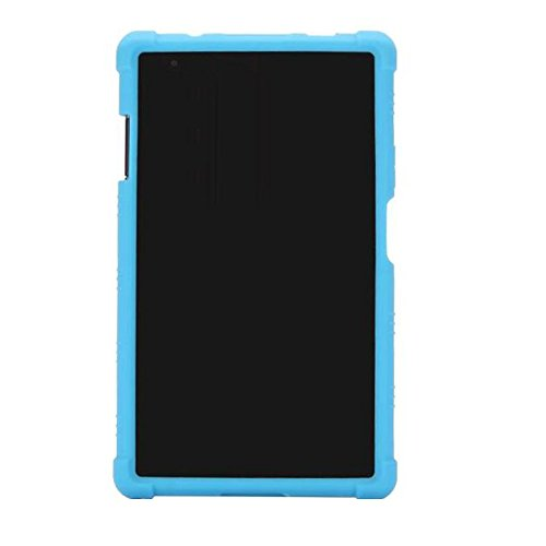 "Meijunter Stand Silicone Gel Rubber Case Cover For 8"" Lenovo Tab 4 8 Plus TB-8704F/N Tablet from Meijunter"