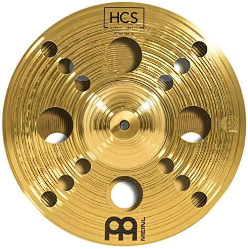 Meinl Cymbals HCS12TRS HCS 12-Inch Traditional Trash Stack Cymbal Pair (VIDEO) from Meinl Cymbals