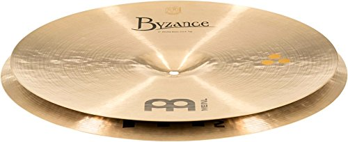 "Meinl Cymbals 17""/ 18"" Double Down Stack, Matt Halpern Byzance Signature-Artist Concept Series-MADE IN TURKEY, 2-YEAR WARRANTY, (AC-DOUBLEDOWN) from Meinl Cymbals"