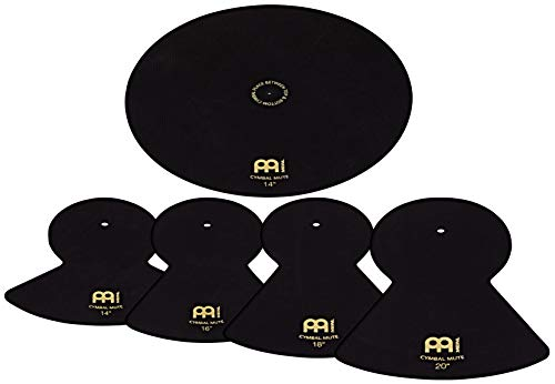 MEINL Cymbals - Mute Set 14161820 (MCM-14161820) from Meinl Cymbals