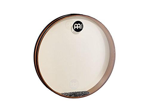 Meinl 18 inch Sea Frame Drums with True Feel Synthetic Heads - African Brown from Meinl Percussion
