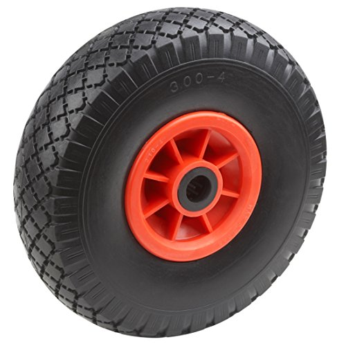 Meister Puncture-Proof Wheel 260 mm, for dollies, PVC rim, 810810 from Meister