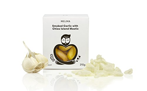 Melima Smoked Garlic with Chios Island Mastic, 210 g from Melima