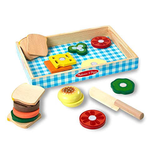 Sandwich Making Set from Melissa & Doug