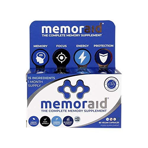 Memoraid - the Complete Memory Supplement from Memoraid