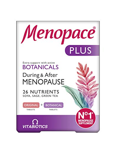 Menopace Plus, 56 Tablets from Menopace