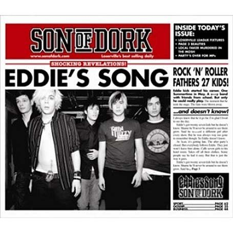 Eddie's Song [DVD] by Son of Dork from Mercury