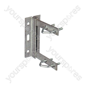Wall Bracket Kit - 6x6 + V Bolt from Mercury