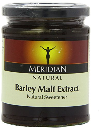 (10 PACK) - Meridian - Natural Barley Malt Extract | 370g | 10 PACK BUNDLE from Meridian Foods
