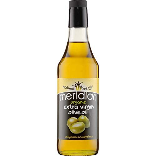 (3 PACK) - Meridian Extra Virgin Olive Oil - Organic| 500 ml |3 PACK - SUPER SAVER - SAVE MONEY from Meridian Foods