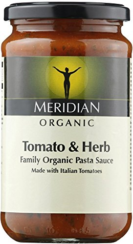 Meridian | Tomato & Herb - Organic | 6 X 440G from Meridian Foods