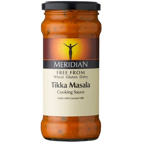 Meridian Free From Tikka Masala Sauce 350g x 2 from Meridian Foods