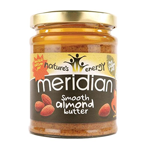 Meridian | Almond Butter Smooth Organic | 4 x 170g from Meridian