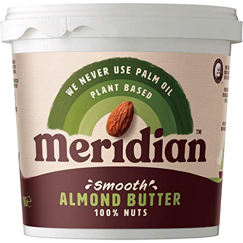Meridian Smooth Almond Butter, 1kg from Meridian