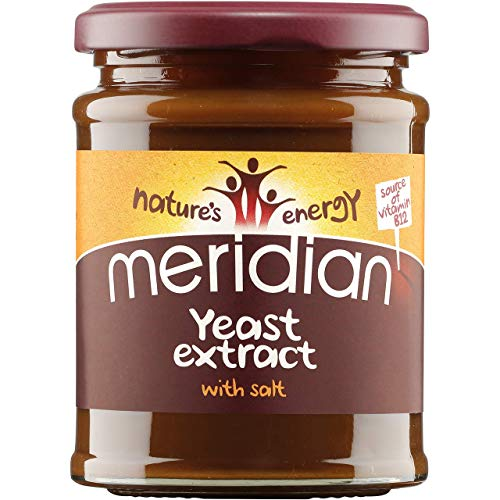 Meridian Yeast Extract with Vitamin B12 340 g from Meridian