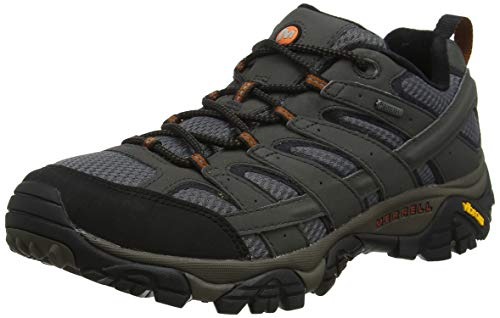 Merrell Women's Moab 2 Gtx Low Rise Hiking Shoes, Grey Beluga, 6.5 UK from Merrell