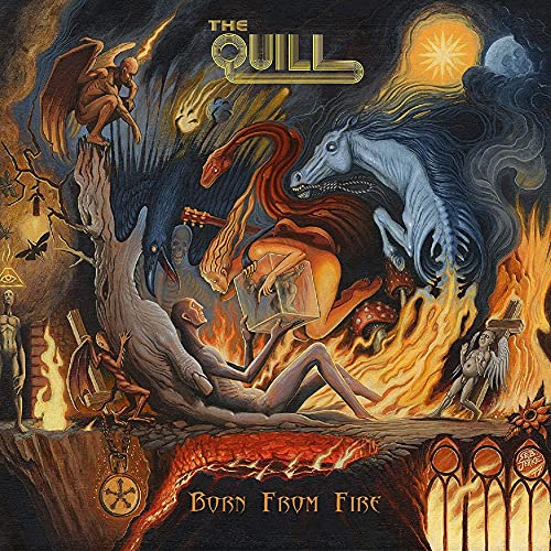 Born From Fire [VINYL] from METALVILLE