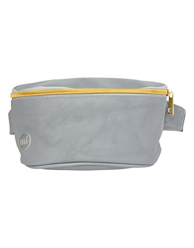Mi-Pac Unisex-Adult Bum Purse Reflective Silver from Mi-Pac