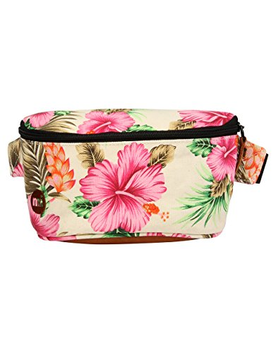 Mi-Pac Unisex-Adult Bum Purse Tropical Hibiscus from Mi-Pac