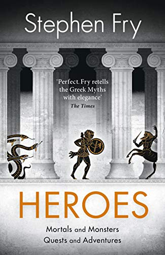 Heroes: Mortals and Monsters, Quests and Adventures from Michael Joseph