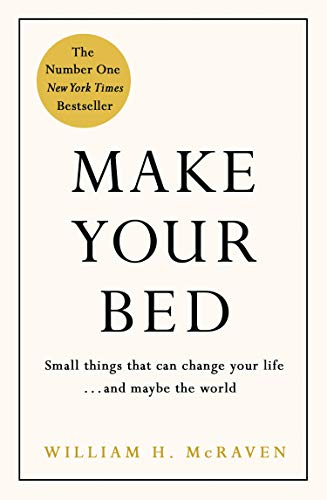 Make Your Bed: Small things that can change your life... and maybe the world from Penguin Books Ltd