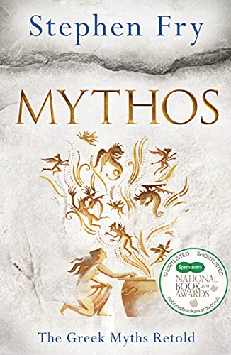 Mythos: A Retelling of the Myths of Ancient Greece from Michael Joseph
