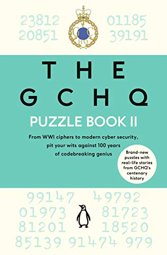 The GCHQ Puzzle Book II from Michael Joseph
