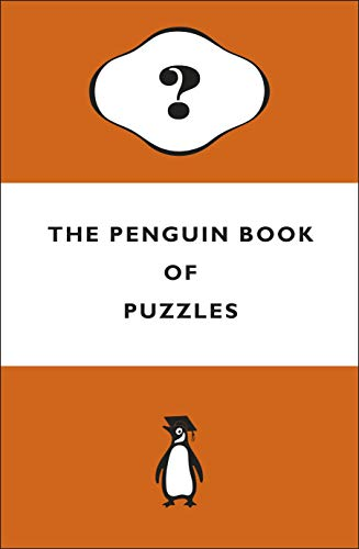 The Penguin Book of Puzzles (Puzzle Books) from Michael Joseph
