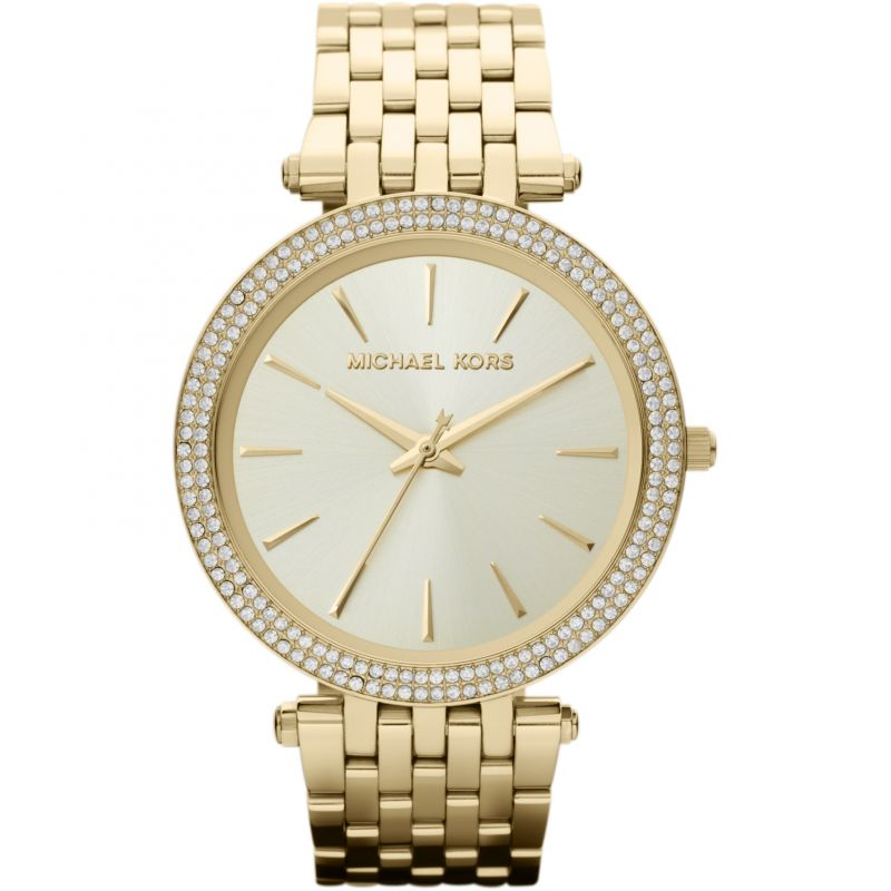 Ladies Michael Kors Darci Watch from Michael Kors