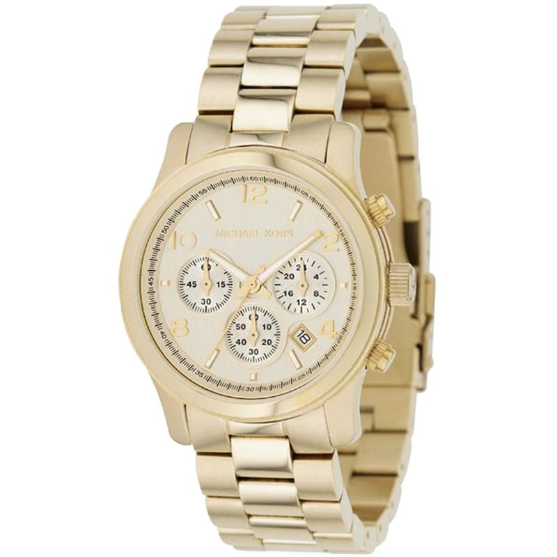 Ladies Michael Kors Runway Chronograph Watch from Michael Kors