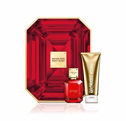 Sexy Ruby by Michael Kors Eau de Parfum 50ml & Body Lotion 100ml from Michael Kors