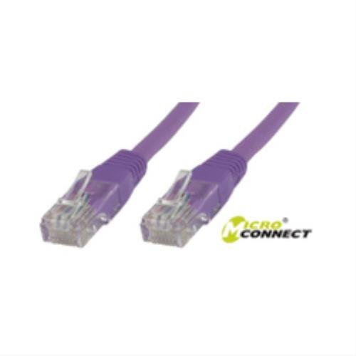 MicroConnect UTP CAT5E 5M PURPLE PVC, UTP505P from MicroConnect