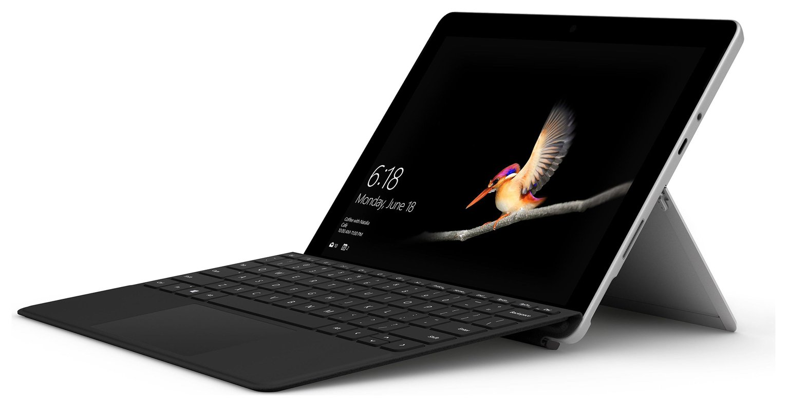 Microsoft Surface Go 8GB 128GB 2-in-1 Laptop with Type Cover from Microsoft Surface