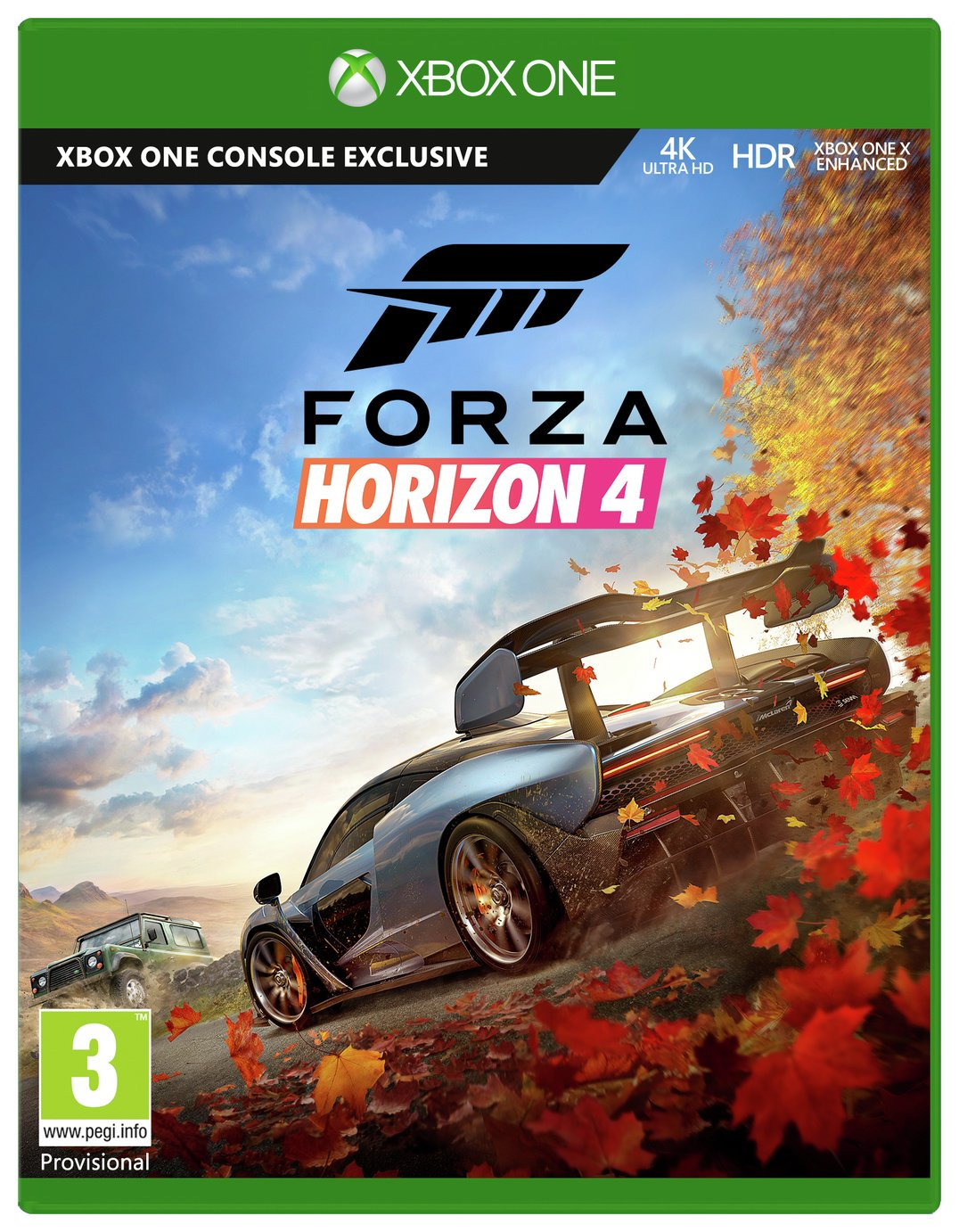 Forza Horizon 4 Xbox One Game from Microsoft