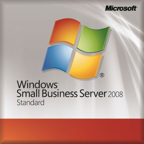 Microsoft Windows Small Business Server 2008 Standard Edition w/SP2 - Licence and media - 5 CALs, 1 server (1-4 CPU) - OEM - DVD - English  (This OEM software is intended for system builders only) from Microsoft
