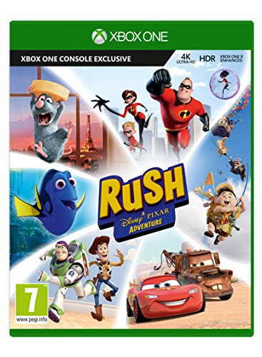 Rush: A Disney Pixar Adventure (Xbox One) from Microsoft