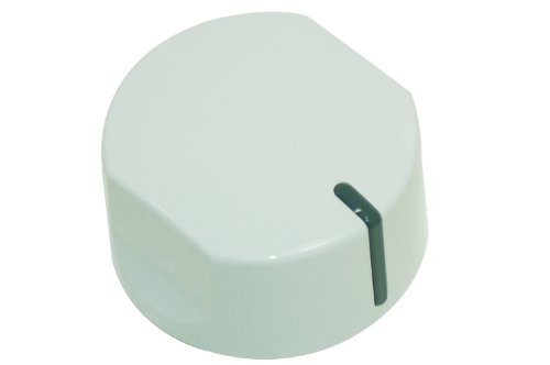 Miele Dishwasher White Timer Knob. Genuine Part Number 5116370 from Miele