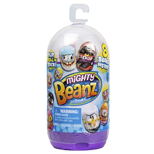 Mighty Beanz Slam Pack (Series 1), Multi, 66522 from Mighty Beanz
