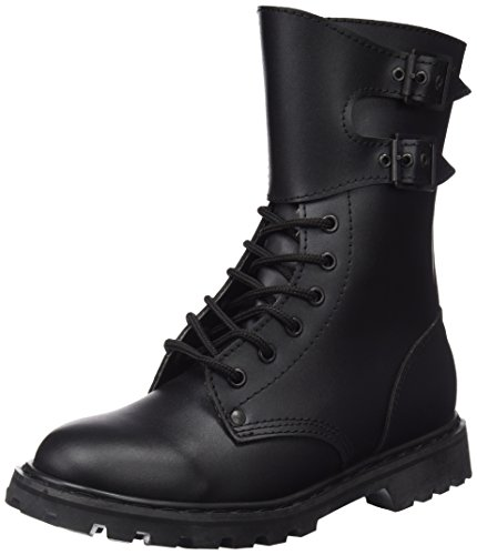 Black French Military Style Ranger Boots (42) from Mil-Tec
