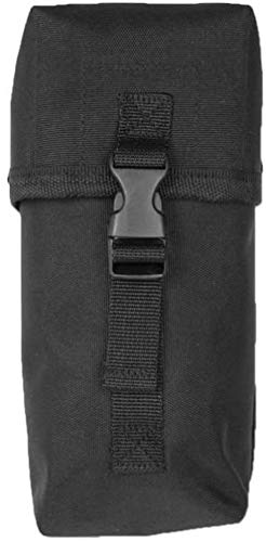 Military Tactical Utility Pouch Multi Purposes Pocket MOLLE System Airsoft Black from Mil-Tec