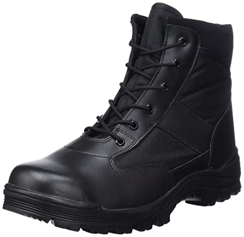 SECURITY BOOTS BLACK from Mil-Tec