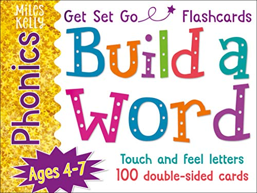 Get Set Go Phonics Flashcards: Build a Word from Miles Kelly Publishing Ltd