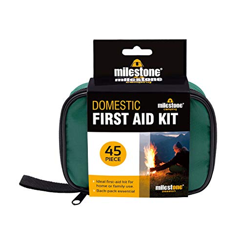 Milestone Emergency First Aid Kit from Milestone Camping