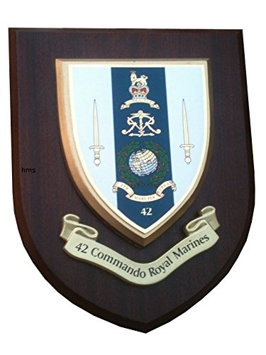 42 Commando Royal Marines Military Wall Plaque from Military