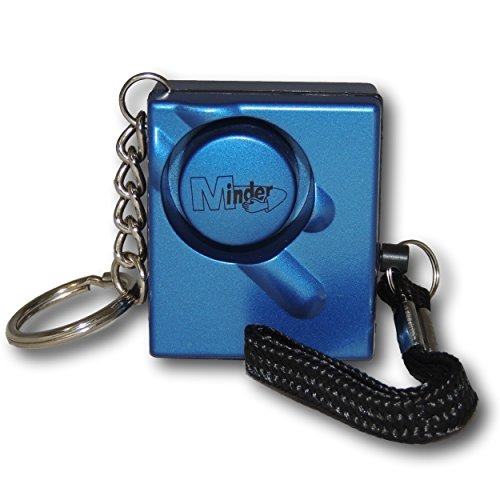 Mini Minder Key Ring Personal Attack Rape Alarm