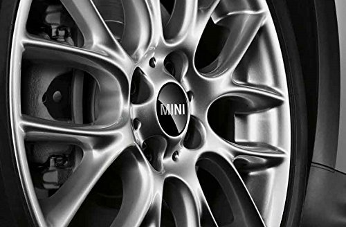 MINI Genuine Self-Adhesive Plaque For Alloy And Steel Wheels 36136758687 from MINI